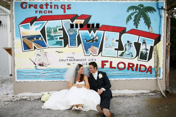 For my Key West Wedding