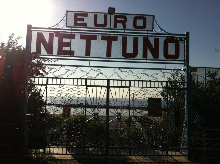 Euro Nettuno - San Remo beach
