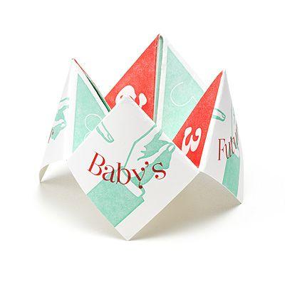 BABY'S FUTURE FORTUNE TELLER