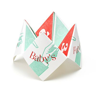 Look what I found at UncommonGoods: baby's future fortune teller... for $4.99 #uncommongoods