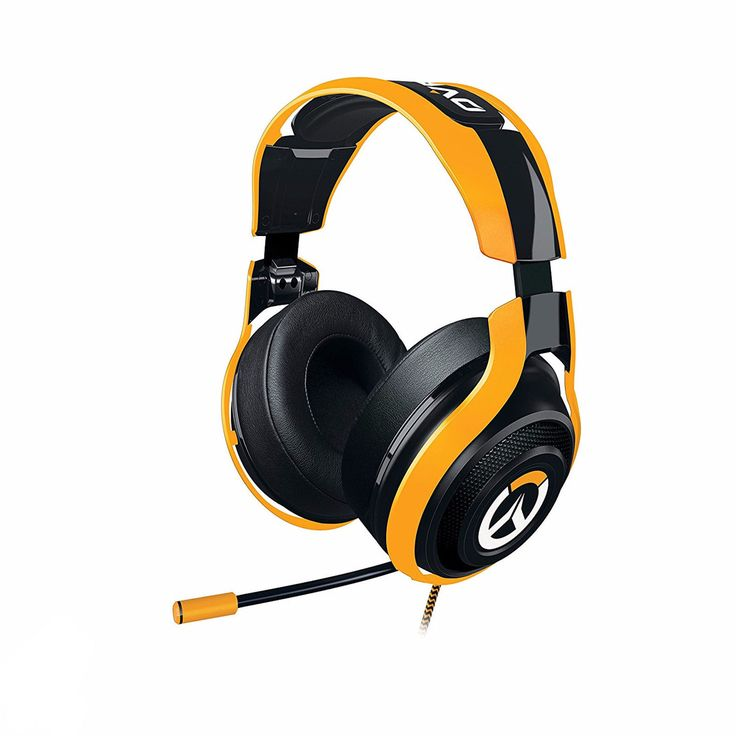 Razer Overwatch Wired High-Quality Gaming HeadSet Xbox One PS4 PC Compatible