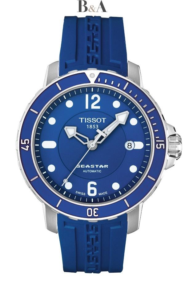 Tissot Seastar 1000 Automatic T066.407.17.047.00