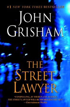 Or really most Grisham novels for that matter, but this one is my favorite. Is it just me, or do other people have books they read every year?