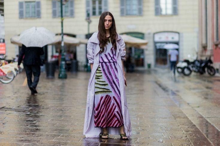 Sokak Stili: 2016-17 İlkbahar Milano Erkek Moda Haftası