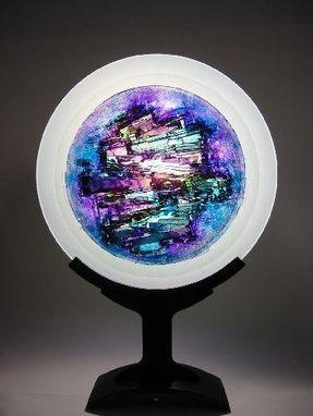 Custom Made Decorative Contemporary Lamp Accent