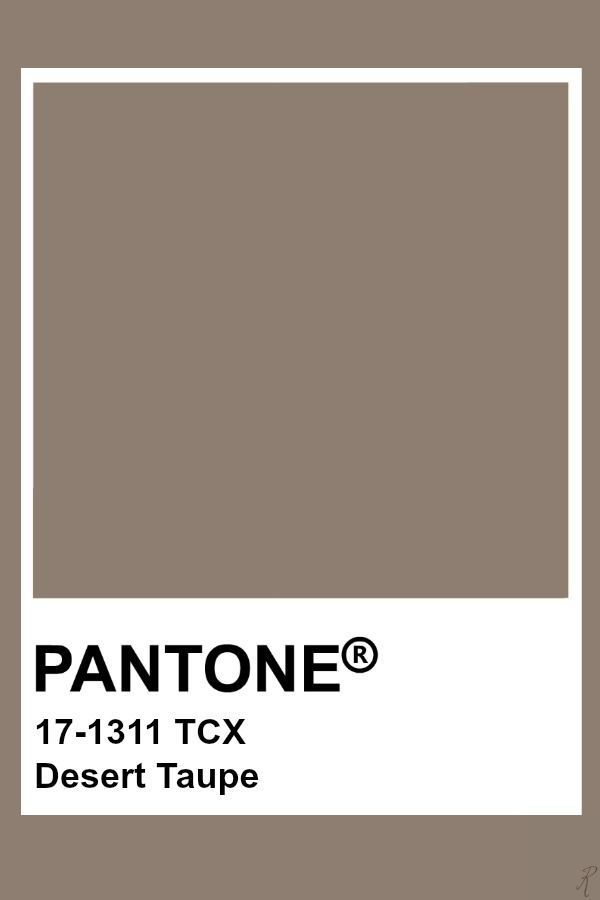 Explore The Color Taupe In All It Forms And Shades On Insplosion