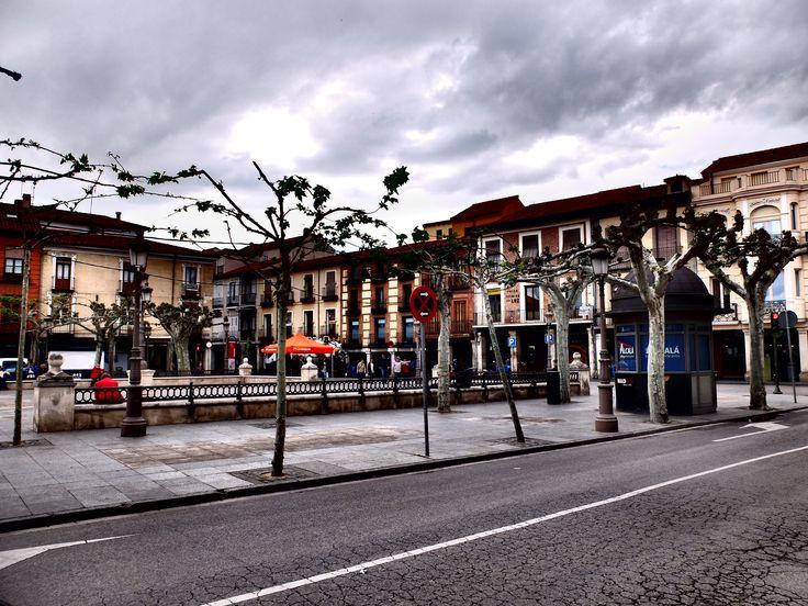 Plaza de Cervantes 5/2016