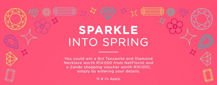Sparkle into Spring| Competition