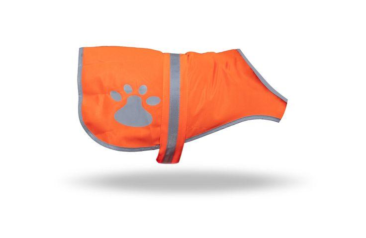 Petflect Reflective Dog Vest-Large