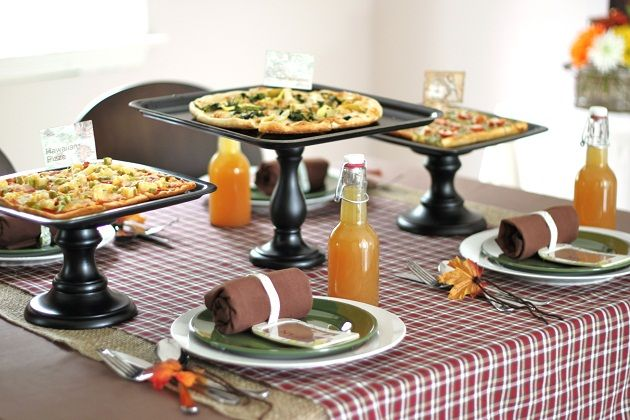 Ideas For Hosting A Pizza Party With International Flair