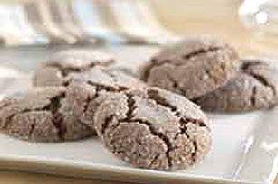 Chocolate Sugar Cookies Recipe - Kraft Recipes