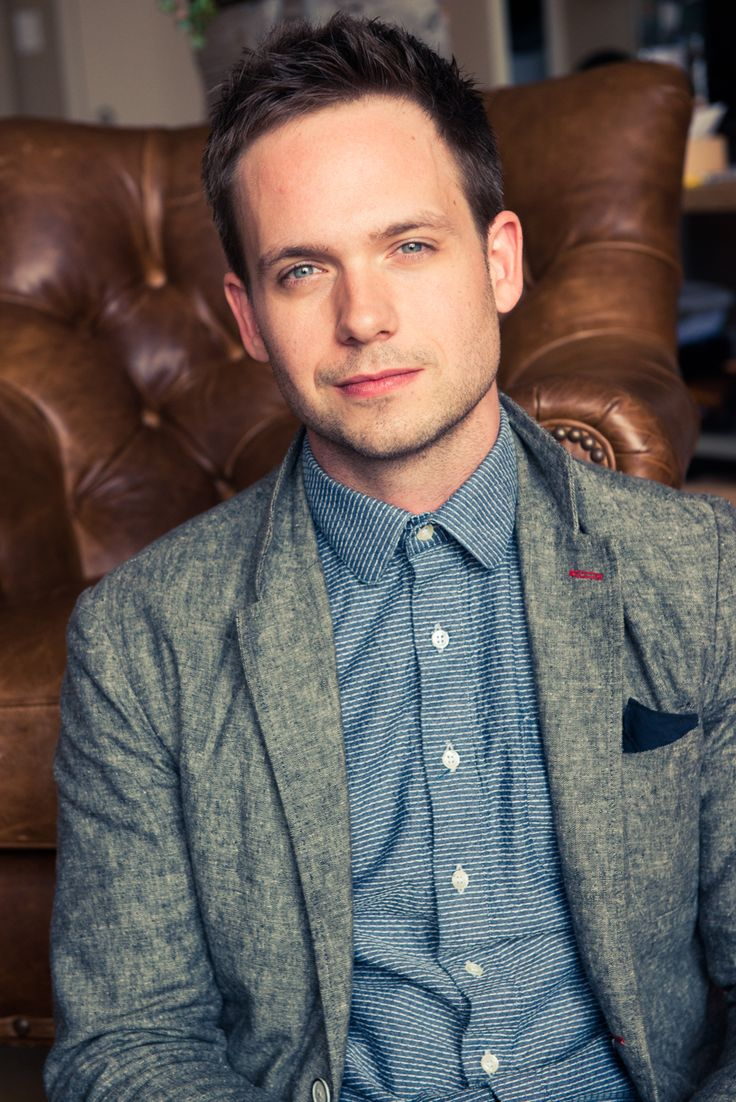His closet is pretty much just what you'd wish your boyfriend's looked like, with plenty of Rag and Bone.   http://www.thecoveteur.com/patrick-j-adams/