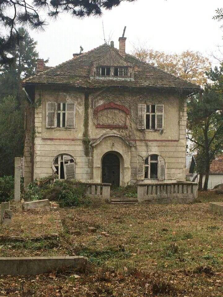 Old Abandoned Houses, Abandoned Houses