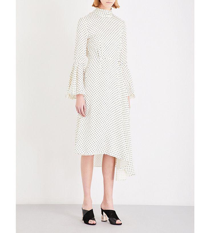 TOPSHOP Boutique Showstopper crepe dress