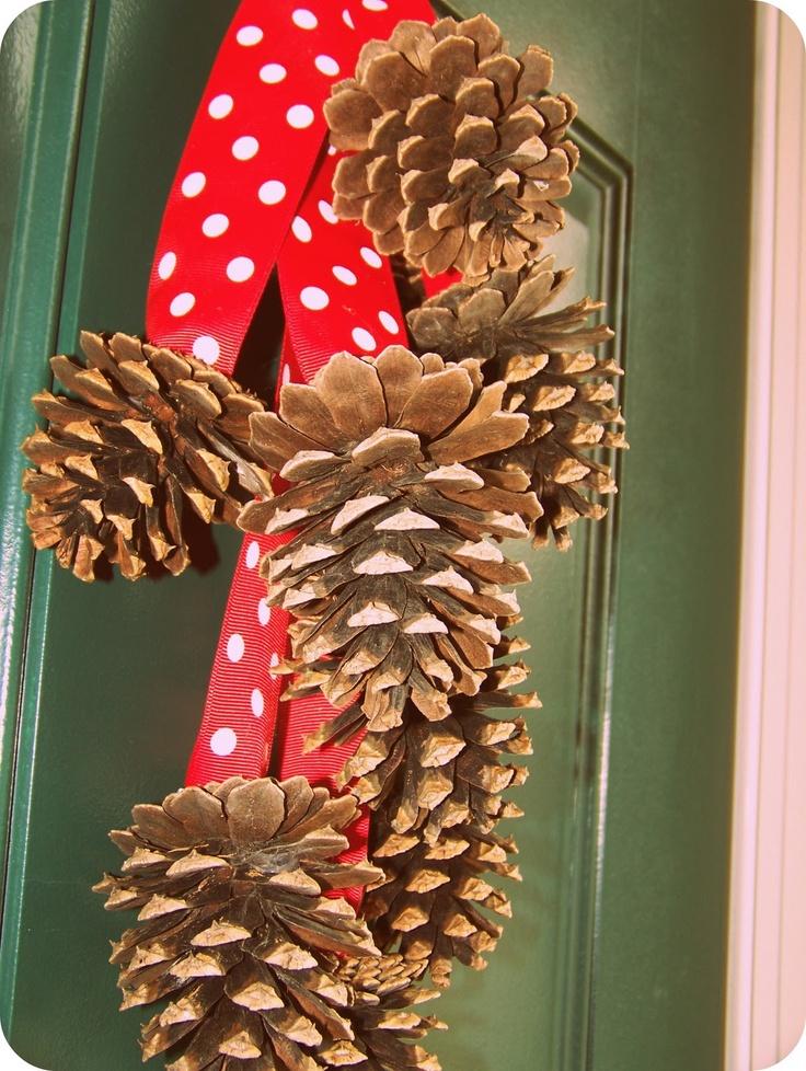 Pinecone Crafts Pinterest