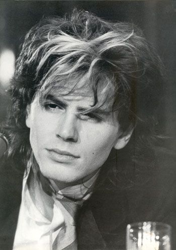 John Taylor. Was insanely crazy about this perfect face and that unbelievably masculine SQUARE chin!!