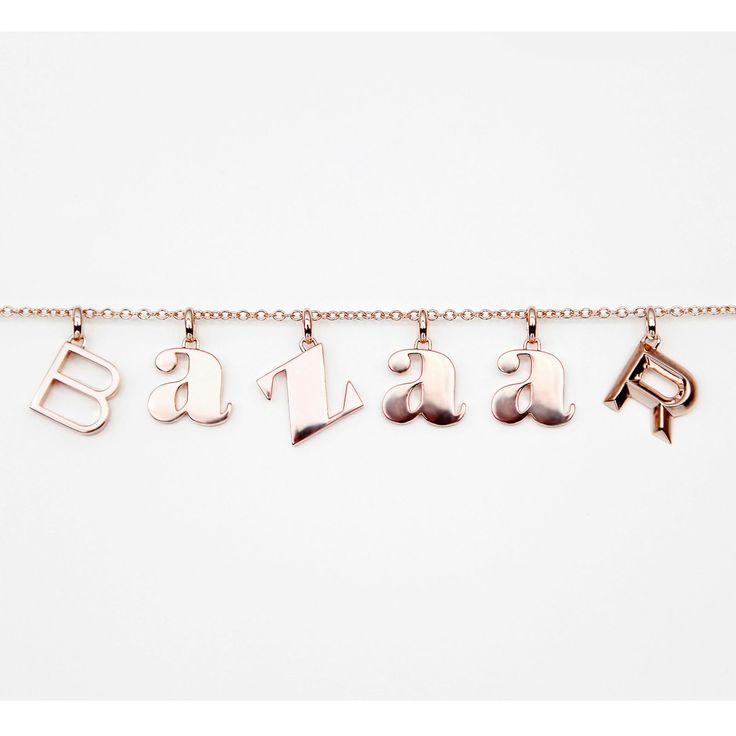 Personalised jewellery on Neatie.com