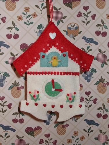 Cuckoo Clock Ornament
