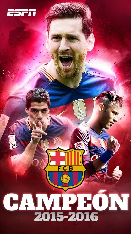 FC Barcelona, Champions 15-16