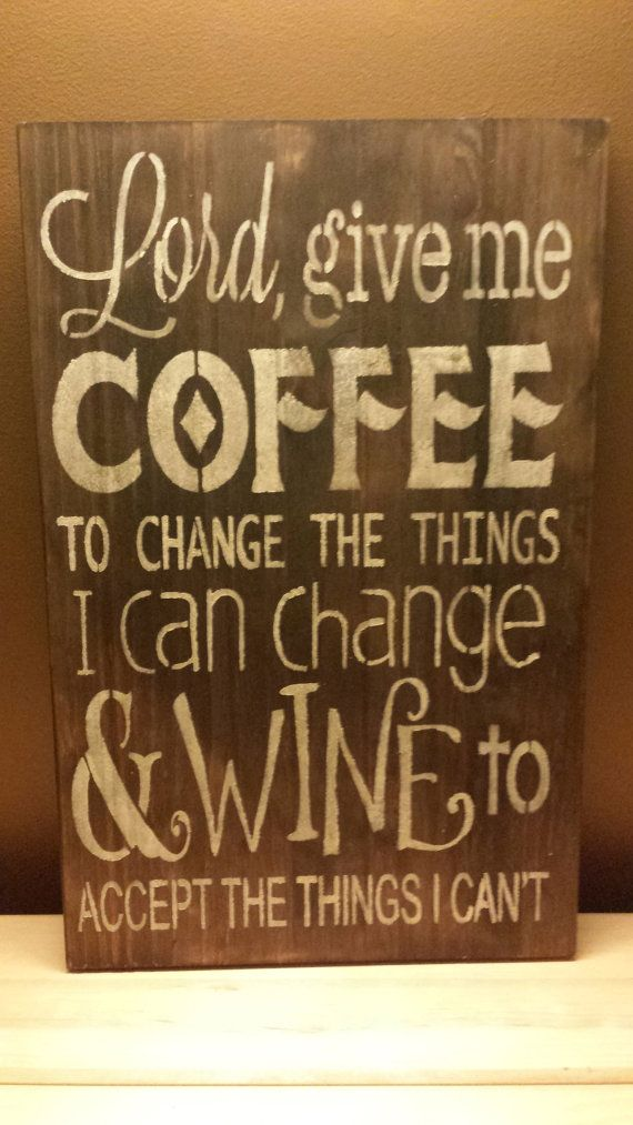COFFEE SIGN/KITCHEN Sign/gift/humorous Sign/gag Gift/gift