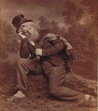Peer Gynt (Henrik Klausen als Peer Gynt - 1876.