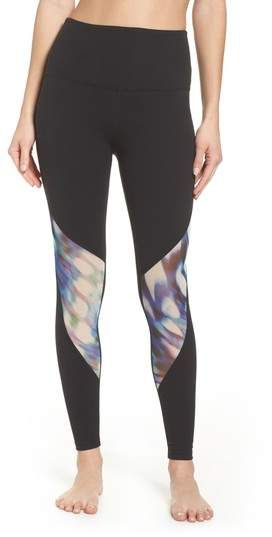 515b7260dbbf9 Beyond Yoga Prismatic High Waist Leggings Athleisure Fashion, Womens  Workout Outfits, High Waist,