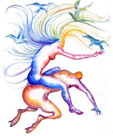 Metamorphosis. Acquerelli e sperimentazioni scultoree che mantengono in equilibrio gli elementi di ibridazione tra natura umana e animale, per descrivere un mondo mitologico e antico.