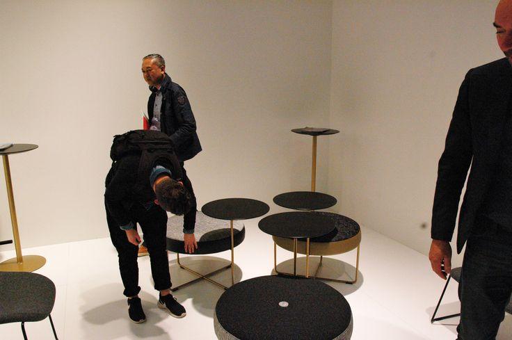 ORGATEC KOELMESSE 2014 || Johanson || PVO Interieur
