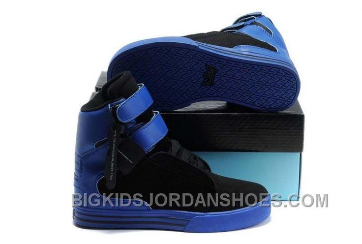 http://www.bigkidsjordanshoes.com/hot-supra-tk-society-kids-black-suede-blue.html HOT SUPRA TK SOCIETY KIDS BLACK SUEDE BLUE Only $85.00 , Free Shipping!