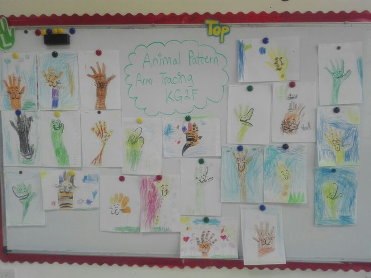 Animal pattern hand tracing KG2F #ArtClass   Art class ...