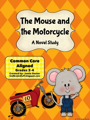 mouse and the motorcycle book report