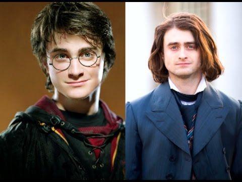 Актеры фильма «Гарри Поттер» - Тогда и сейчас - Дэниел Рэдклифф - Эмма Уотсон - Руперт Гринтв - YouTube