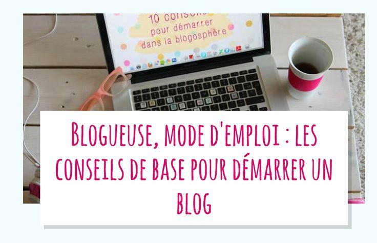 Paris à l'ouest - conseils de base pour démarrer un blog