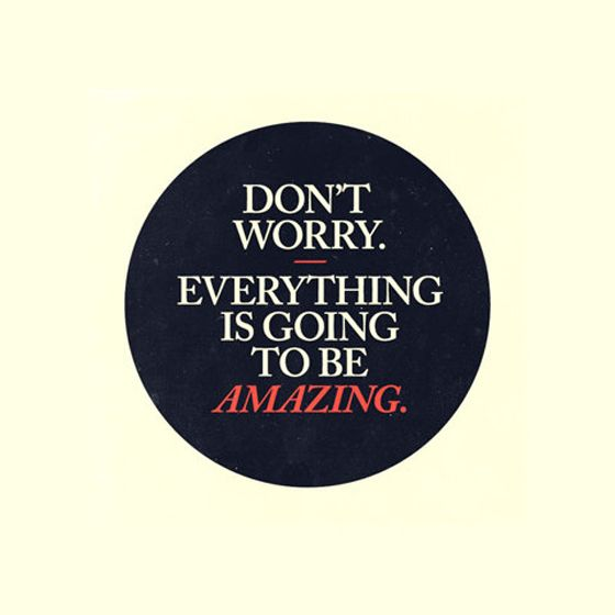 Well, yah!: Thinking Positive, Remember This, Inspiration, Don'T Worrying, Quotes,  Hockey Puck, Olli Moss, Graphics Design, True Stories