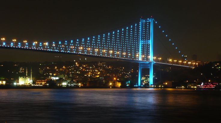 Bosphorus Bridge, Turkey 6