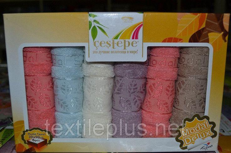 """Набор кухонных полотенец Cestepe бамбук 6 шт. 30x50см. Турция - купить по лучшей цене в Хмельницком от компании """"Textile plus"""" - 413102018"""