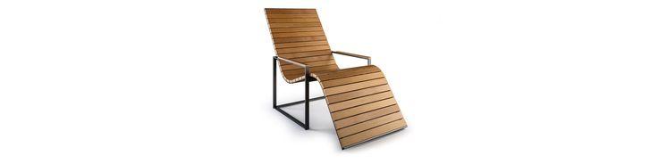 Garden Sun Chair | Röshults Svenska Hantverk AB