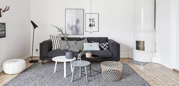 Nordic style lounge