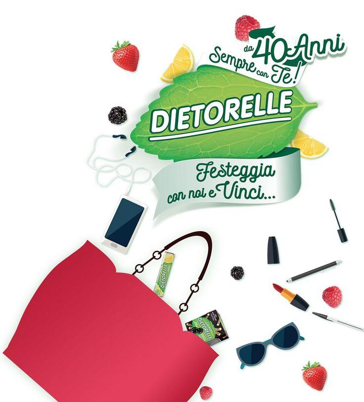 Dietorelle festeggia e ti regala le Pandorine un fantastico concorso a premi promosso dal brand Dietorelle che, in occasione della celebrazione dei suoi 40 anni, vuole festeggiare in compagnia dei suoi consumatori.  http://l12.eu/dietorelle40-1404-au/DCXRH2F1V3SVQPNKZ30J #Dietorelle #DietorellePandorine #stevia #Dmoments #40anniDietorelle