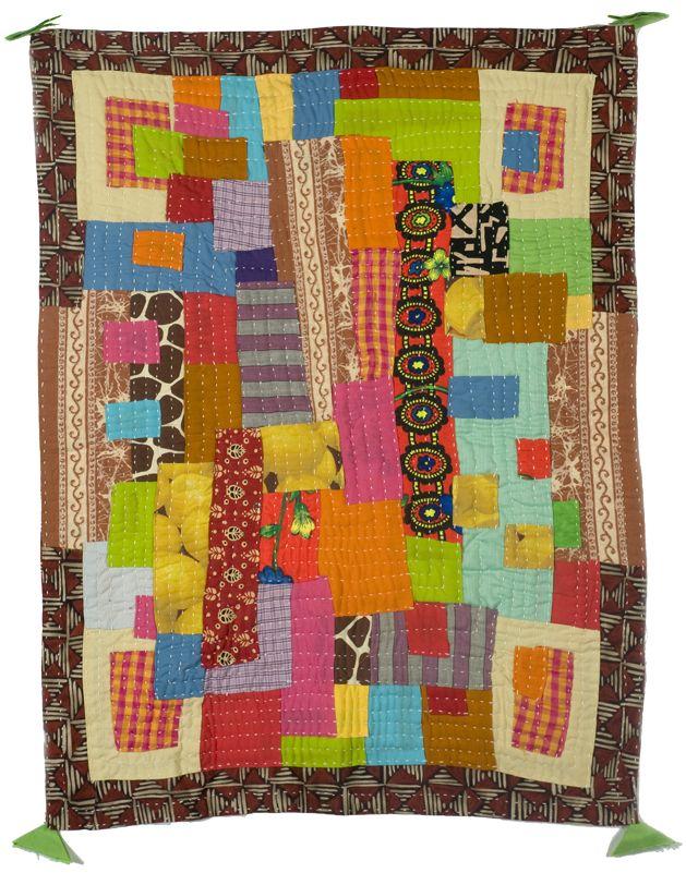Margaret Fabrizio - The Kawandi Quilts