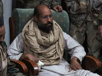 #Lybia: #Saif al-Islam #Gaddafi 'determined to defend himself – like #Milosevic'