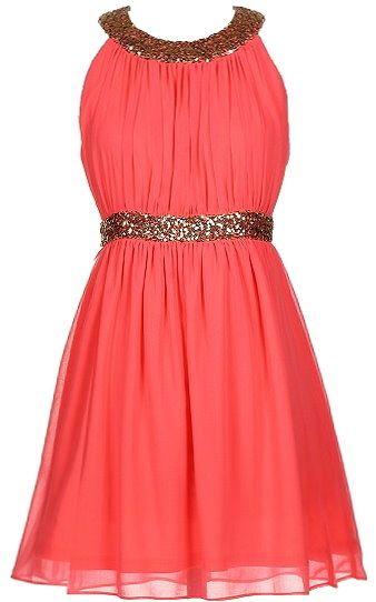 Sorority Girl Dress