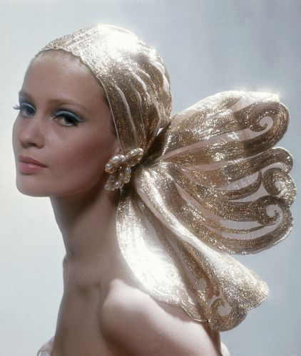 Celia Hammond - October 1967 - Vogue Cover - Photo by Traeger - @~ Mlle