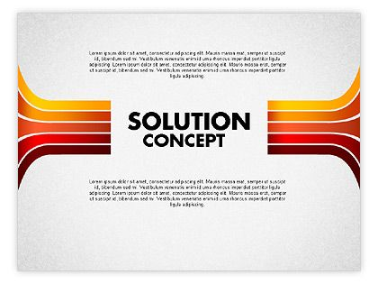http://www.poweredtemplate.com/powerpoint-diagrams-charts/ppt-stage-diagrams/01861/0/index.html Solution Concept Options