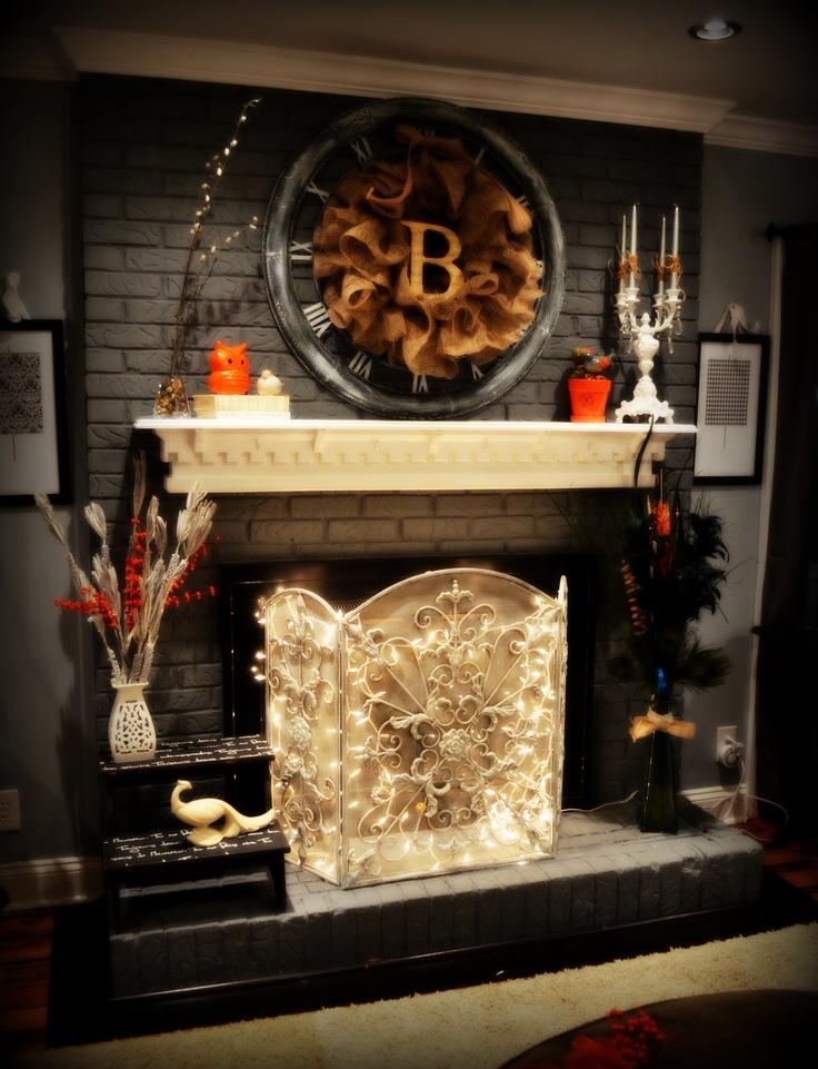 35 best fureplace images on pinterest fireplace mantels. Black Bedroom Furniture Sets. Home Design Ideas