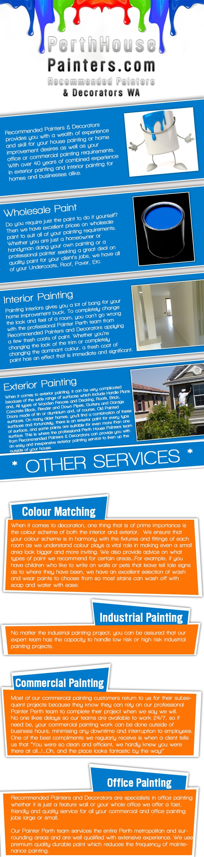 Know more about www.PerthHousePainters.com and its services. #perth #house #painters