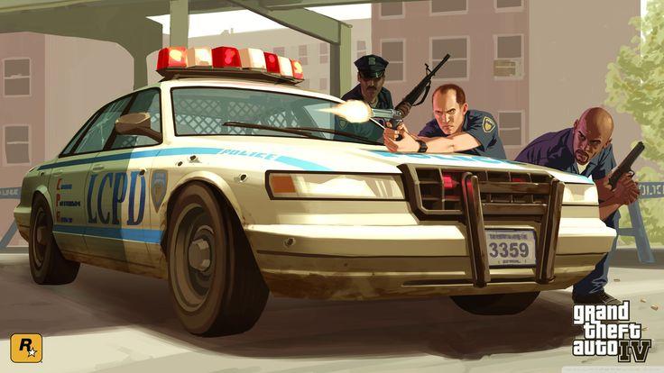GRAND THEFT AUTO IV Liberty City RealWorld Comparisons New ...