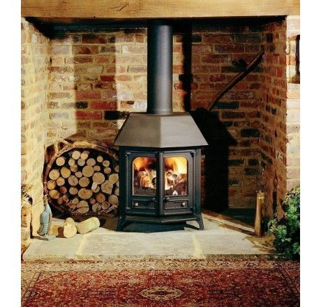 Charnwood Country 12 Wood Burning / Multifuel Stove - Direct Stoves