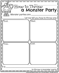 15 best Writing images on Pinterest | Halloween themes ...