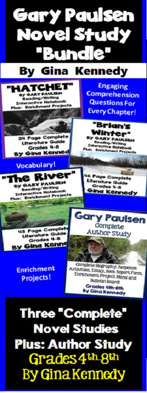 Children s Book Review  Brian s Winter by Gary Paulsen  Author